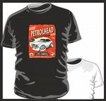 KOOLART PETROLHEAD SPEED SHOP Mk2 FORD ESCORT MEXICO Childrens kids Youth t-shirt